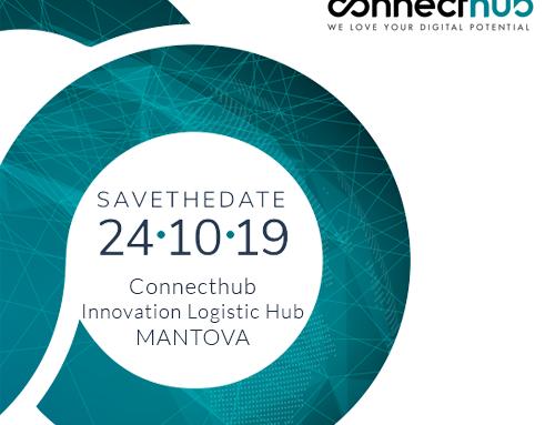 Vieni a trovarci al ConnectHub il 24 Ottobre!