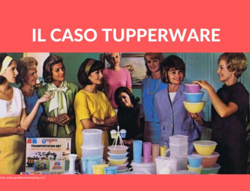 Il modello Tupperware: nascita e declino di un'innovazione