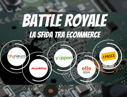 Battle Royale: La sfida degli eCommerce | Ep. 3 – Elettronica