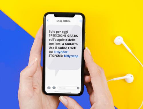 SMS Marketing e Commercio Conversazionale: 5 applicazioni efficaci per il tuo eCommerce